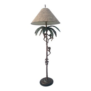 Frederick Cooper Monkeys Floor Lamp