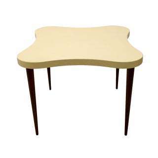Paul Frankl Biomorphic Cork Top Table