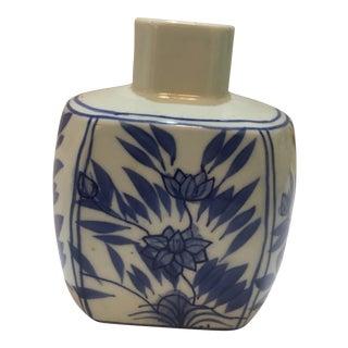 Blue & White Thailand Porcelain Jug