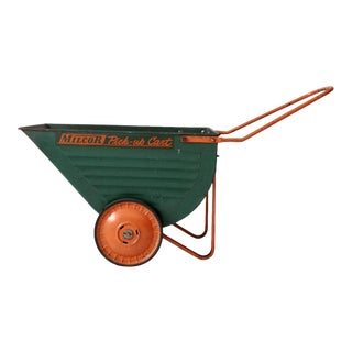 Vintage Milcor Pick-Up Cart