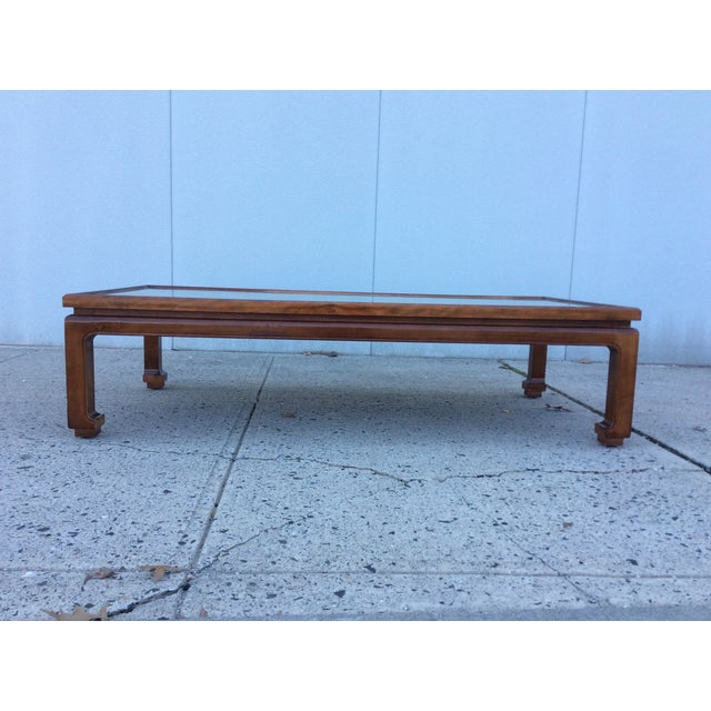 1960's James Mont Style Large Coffee Table - Image 6 of 11