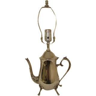 Custom Tea Pot Table Lamp
