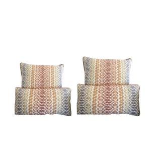 Custom Made Sofa Pillows - Set of 4