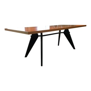 Jean Prouvé for Vitra Prouvé Em Table