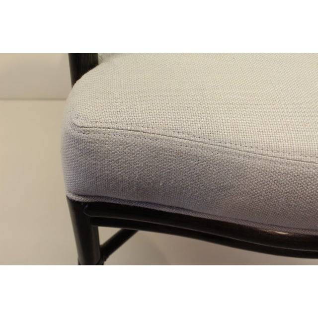 Image of McGuire Barbara Barry Oval X Back Chair