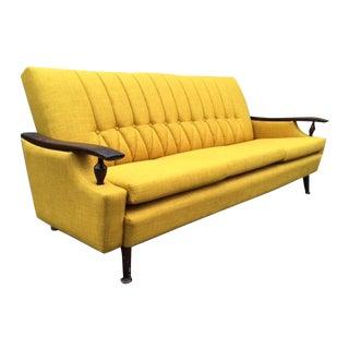 Mid-Century Modern Atomic Sofa