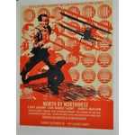 Image of Castro Theater Movie Poster North by Northwest