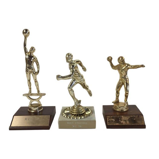 Sports Trophy Collection - Set of 3 - Image 1 of 5