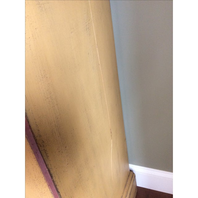 Image of Reproduction Chester County Arched Door Cupboard