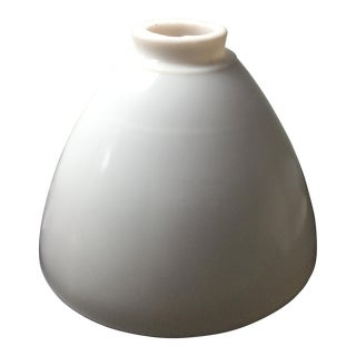 White Frosted Glass Shade
