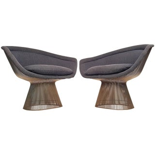 Warren Platner Lounge Chairs for Knoll
