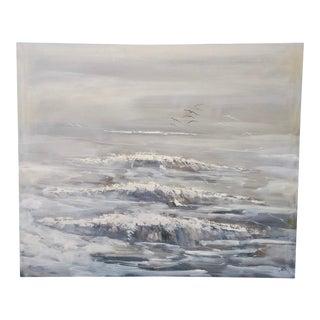 Active Ocean Painting