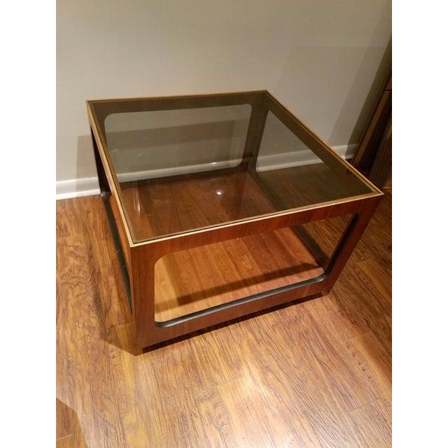 Lane Teak Coffee Table - Image 2 of 3