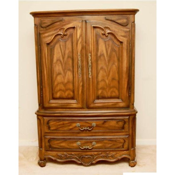 Vintage Century Furniture Armoire/Chest - Image 2 of 11