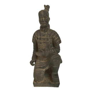Kneeling Terra Cotta Warrior Statue