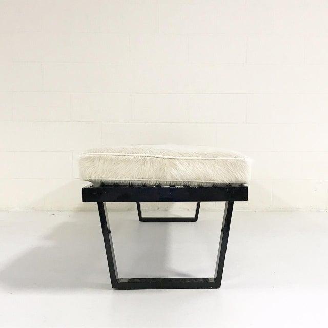 George Nelson for Herman Miller Model 4692 Platform Bench - Image 10 of 11