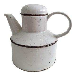 English Stonehenge Midwinter Coffee Pot