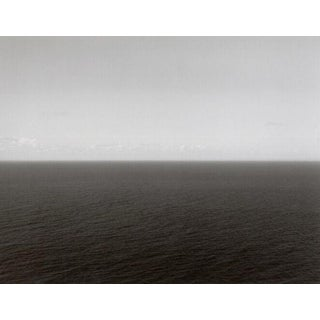 Time Exposed: #311 Sea of Japan, Oki 1987 lithograph by Hiroshi Sugimoto