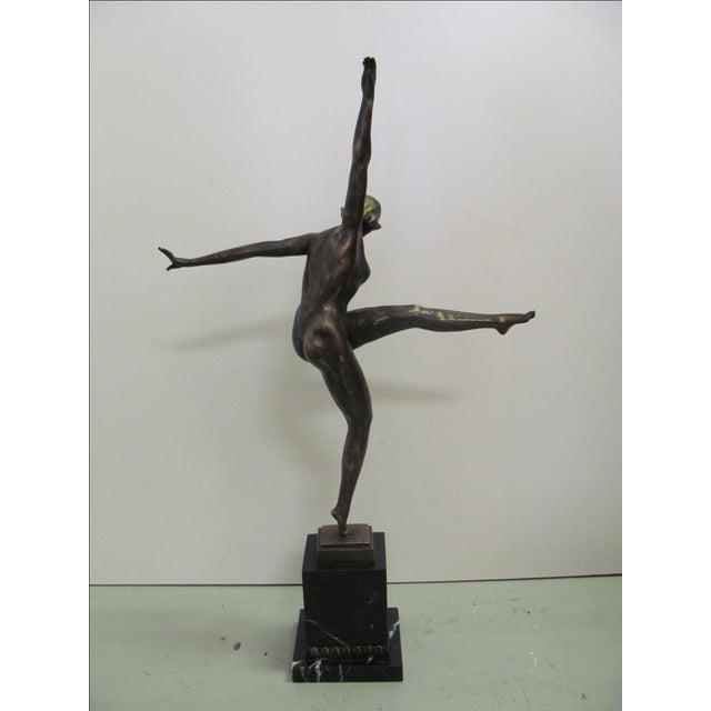 Duvernes Bronze Sculpture - Image 4 of 7