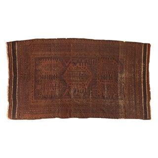 "Vintage Belouch Carpet - 4'8"" x 8'3"""
