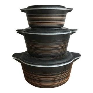 Pyrex Refrigerator Dish / Casserole Dish - Set of 3