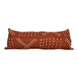 """Lumbar Mudcloth Pillow Cover - 14"""" x 36"""""""