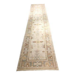 Bellwether Rugs Turkish Oushak Runner - 3'x16'