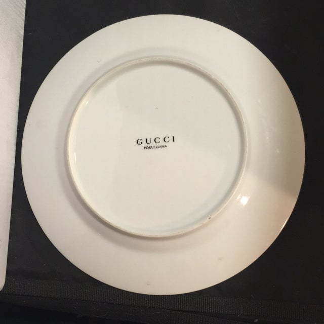 Image of Gucci Porcellana Chair Plate