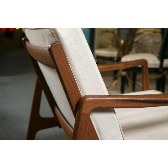 Ole Wanscher Teak Lounge Chair for John Stuart - Image 4 of 9