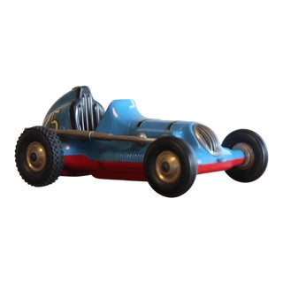 "Vintage Roy Cox ""Thimble Drome Champion"" Tether Race Car"