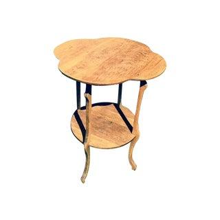 Clover Leaf End Table