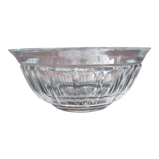 Waterford Clear Crystal Fruit Bowl