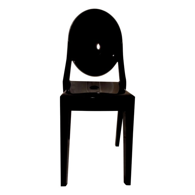 Kartell Philippe Starck Louis Ghost Side Chair - Image 1 of 6