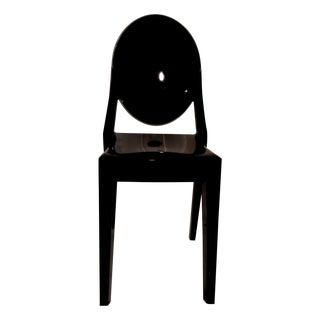 Kartell Philippe Starck Louis Ghost Side Chair