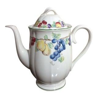 Villeroy & Boch Melina Coffee/Tea Pot & Lid