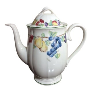 Villeroy & Boch Melina Coffee/Tea Pot & Lid