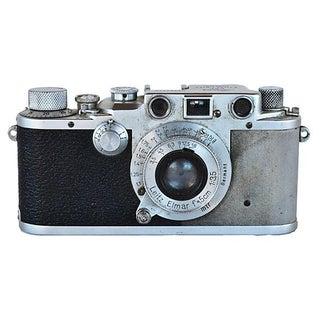 Vintage Leica Camera - D.R.P. Ernst Leitz Wetzlar