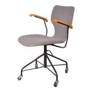 Office Chair by Isamu Kenmochi for Tendo, Japan, circa 1950