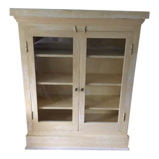 Shabby Chic Pharmacy/Display Cabinet