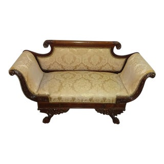 Empire Demi-Love Seat