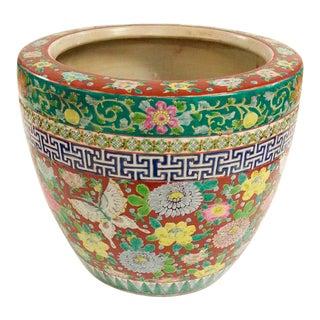Emperor Colorful Flower Pot