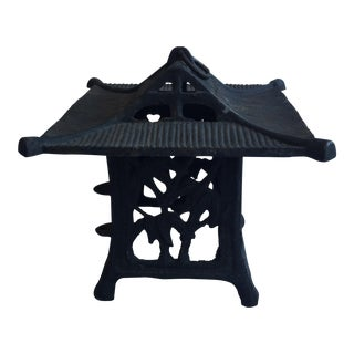 Vintage Japanese Pagoda Lantern