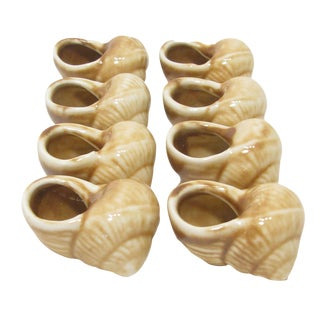 French Escargot Cups - Set of 8