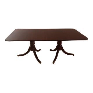 Antique Solid Mahogany Table
