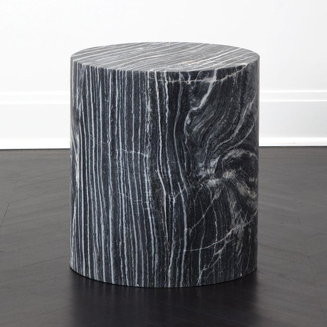 Monolith Side Table (Price Is for 1 Side Table. 2 Are Available and Can Be Sold Individually or as a Pair) - Image 2 of 3