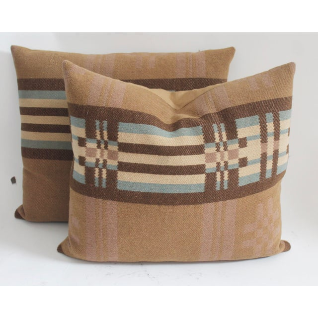 Horse Blanket Pillows - Image 2 of 4
