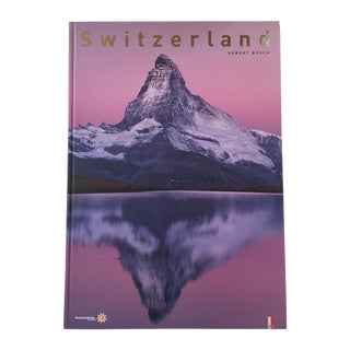 Switzerland Book by Robert Bosch