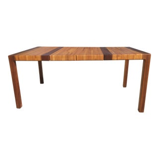 Lou Hodges Mid-Century Modern Dining Table
