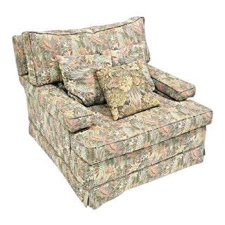 Mid-Century Modern Club Lounge Chair