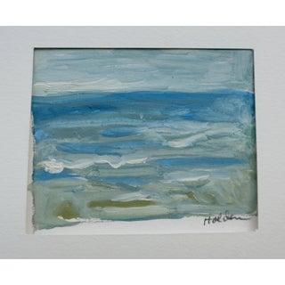 Atlantic, France Oil Painting
